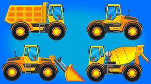 transformer bulldozer dump truck road roller w construction