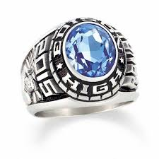silver class rings images Men 39 s siladium designer medalist high school class ring by jpg