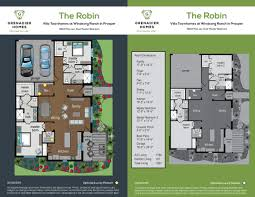 Dual Master Suite Home Plans by Grenadier Homes Windsong Ranch