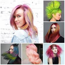 bright hair color ideas for 2017 new hair color ideas u0026 trends