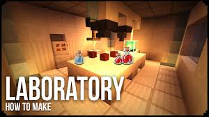 modern laboratory in minecraft pc edition first pc edition
