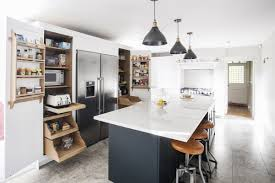 Bespoke Kitchen Designs by Burlanes Bespoke Kitchen Larders And Pantries