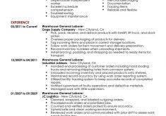 General Labor Resume Examples by Download General Resume Template Haadyaooverbayresort Com