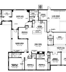 Bedroom House With Pool  Bedroom House Floor Plans Designs - 5 bedroom house floor plans