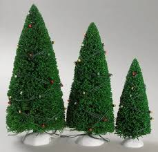 department 56 general village tree accessories at replacements