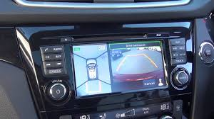 nissan dualis gps update australia inside the all new nissan qashqai and how it parks itself western