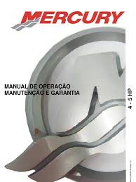 manual de proprietario do motor de popa mercury 75 90 115 hp 4t efi b