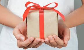 in gifts secret gift exchange