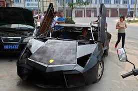 replica lamborghini farmer builds own lamborghini freakin u0027 awesome network forums