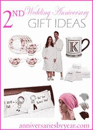 2nd wedding anniversary gifts second anniversary 2nd wedding anniversary gift ideas