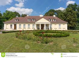 small manor house stock photos image 32689253