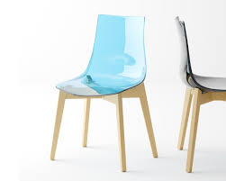 Esszimmerstuhl Leder Blau Stuhl Kunststoff U003d Transparent U003d Cancio U003d Jenverso De