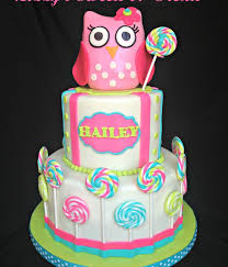 owl birthday cakes owl cakes are a hoot cakecentral