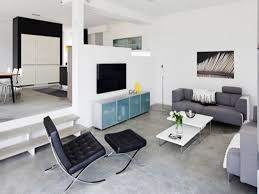 top small modern apartment decorating room design plan beautiful