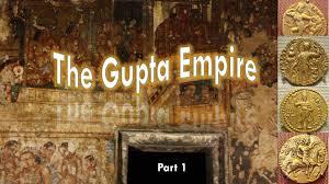 gupta empire part 1 6th standard social science cbse youtube