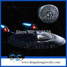 new fashion wholesale 12pc lots movie jewelry star trek starfleet