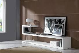 Modern White Tv Table Stand Modern White Lacquer Tv Stand
