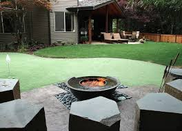Patio Table With Firepit Pit Ideas 25 Designs For Your Yard