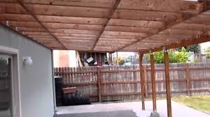 plain covered patio designs plans cover deck ideas design custom
