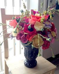 paper flower centerpieces paper flower centerpiece wedding flowers flower arrangement