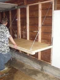 Building Wood Shelf Garage by Best 25 Garage Workbench Ideas On Pinterest Workbench Ideas