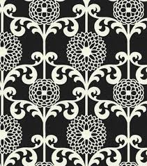 waverly modern essentials fabric fun floret licorice joann