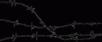 wire fencing wire clipart fencing pencil and in color wires barbed