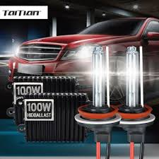 hid fog light ballast taitian 2pcs h11 100w hid xenon ballast 55w xenon light 12v 3000k