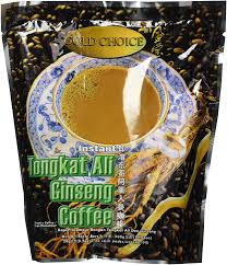 Kopi Tongkat Ali Ginseng Coffee gold choice instant tongkat ali ginseng coffee