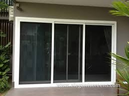 3 Panel Patio Door
