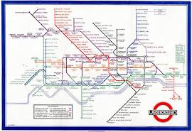 underground map the history of the map londonist