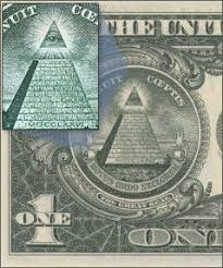 the all seeing eye the president the the guru