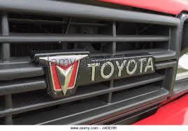 toyota trucks emblem truck emblem stock photos truck emblem stock images alamy