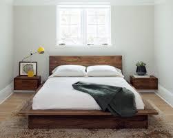 solid wood platform bed platform bed frame