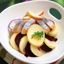 recette de cuisine a base de pomme de terre salade de pommes de terre princesse amandine et pomme fruit au