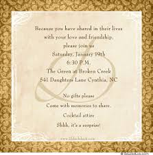 words for anniversary cards 50th anniversary invitation wording 50th anniversary card