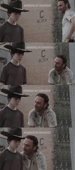 Rick And Carl Meme - rick carl blank template imgflip