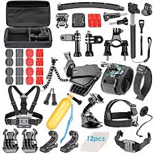 amazon black friday deals 2016 gopro amazon com vanteexpro 60 in 1 accessories bundle kit for gopro