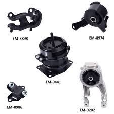2004 honda odyssey engine mounts motor mounts for honda odyssey ebay