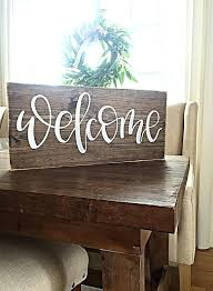 signs home decor trendy welcome signs pictures welcome sign home decor rustic