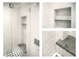 Bath Shower Seat Complete Tile