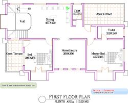 kerala home design with free floor plan house plan kerala style free spurinteractive com
