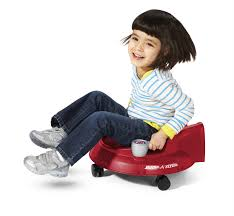 Radio Flyer Ready Ride Scooter Spin U0027n Saucer Kids Saucer Ride On Toys For Children