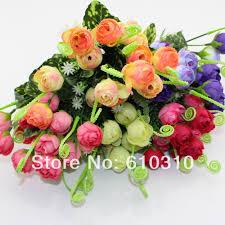 flowers free shipping online cheap wholesale 2 5cm multicolor pe foam mini flower