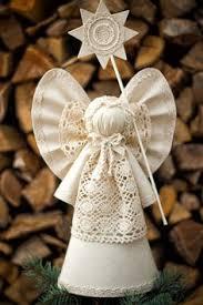 Christmas Angel Decorations Pinterest by Burlap Angel Diy Angel Tree Topper For My Burlap Tree Diy