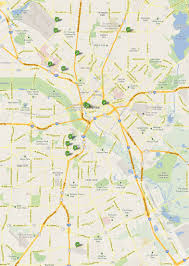 Dallas Tx Map Jfk50 Geotrail A Day In Dallas Texas Peanuts Or Pretzels