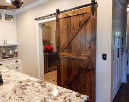 Sliding Barn Style Doors For Interior by Barn Door Etsy