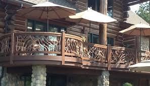 ideas for deck handrail designs ebizby design