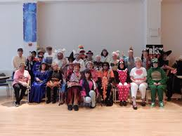 absecon methodist holds halloween party for senior citizens