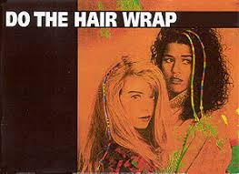 hippie hair wraps do the hair wrap welcome to the craft yarn council